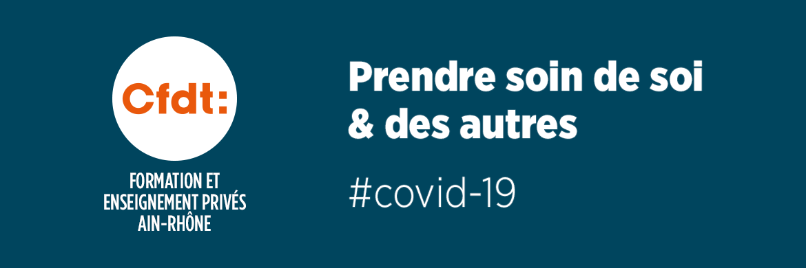 COVID-19, nos conditions de travail changent totalement